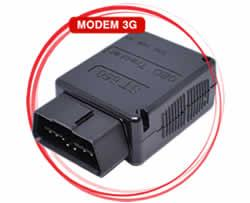 Suntech ST650 GPS Tracker with OBDII connection for Fleet Management or UBI & PAYD