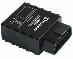 Teltonika FMB001 GNSS/GSM Tracker with OBDII connection for Fleet Management