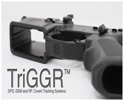 TriGGR GPS Weapons Tracker
