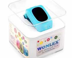 Wonlex Q50 Kids GPS tracker in Watch format for Kids safety