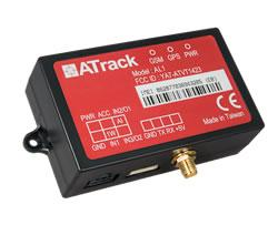 ATrack AL1 GPS vehicle tracker for telematics fleet management
