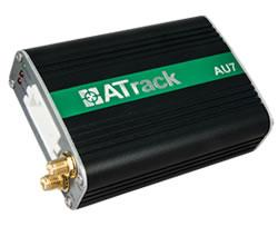 ATrack AU7 GPS vehicle tracker with RS232 port