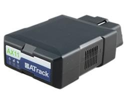 ATrack AX11 GPS vehicle tracker with OBDII interface