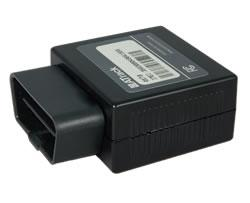 ATrack AX7B GPS vehicle tracker with OBDII connection via plug and play