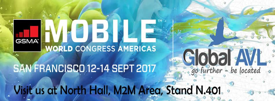 GSMA Mobile World Congress Americas 2017, San Francisco direct live stream
